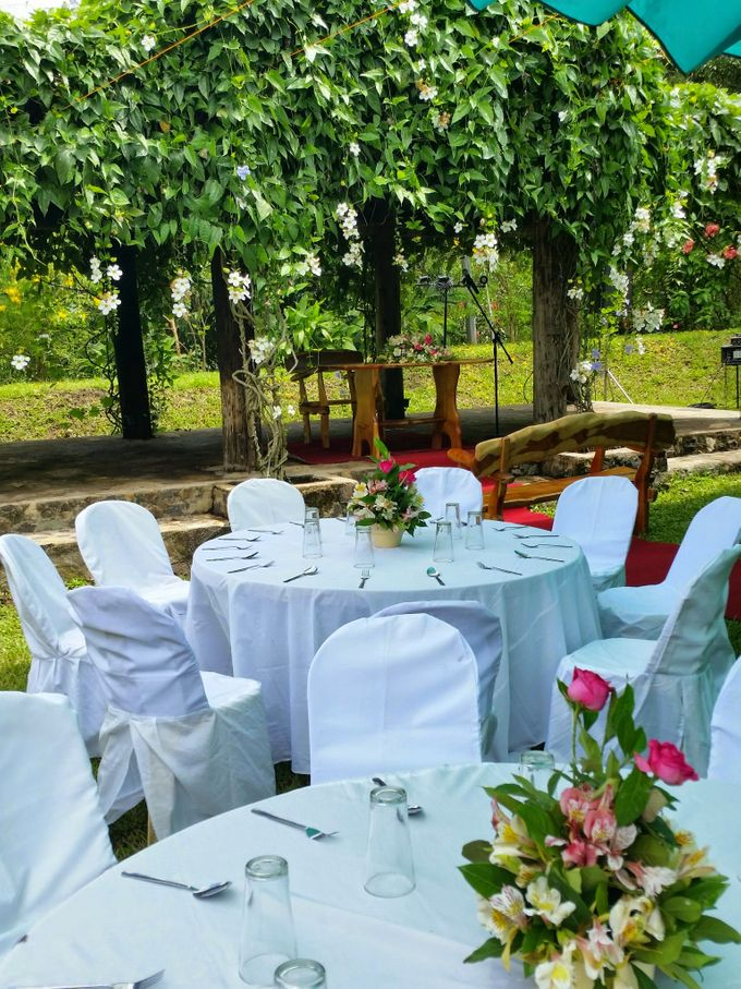 Intimate Garden Wedding by Gintung Pakpak Eco Park - 003