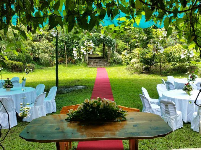 Intimate Garden Wedding by Gintung Pakpak Eco Park - 005