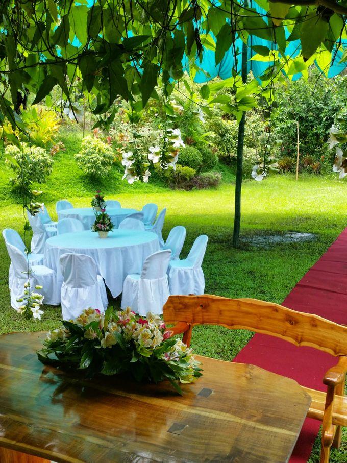 Intimate Garden Wedding by Gintung Pakpak Eco Park - 006