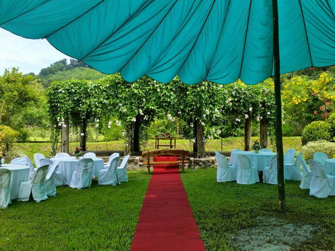 Intimate Garden Wedding by Gintung Pakpak Eco Park - 007