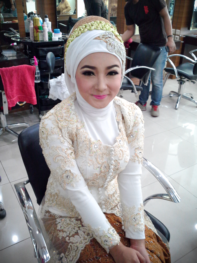 Makeup & Hairdo by Lasherly Salon & Bridal - 003