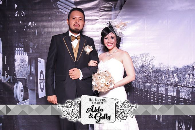 Wedding Project 01 by Mostache Photobooth - 016