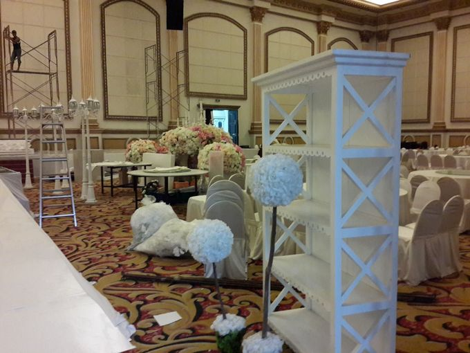 The Wedding of Selvie & Hadi by BLAZE EVENT ORGANIZER - 001