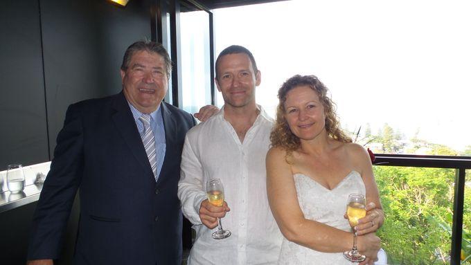 Kurt and Gillian wedding by The Happy Wedding Celebrant & MC - 002