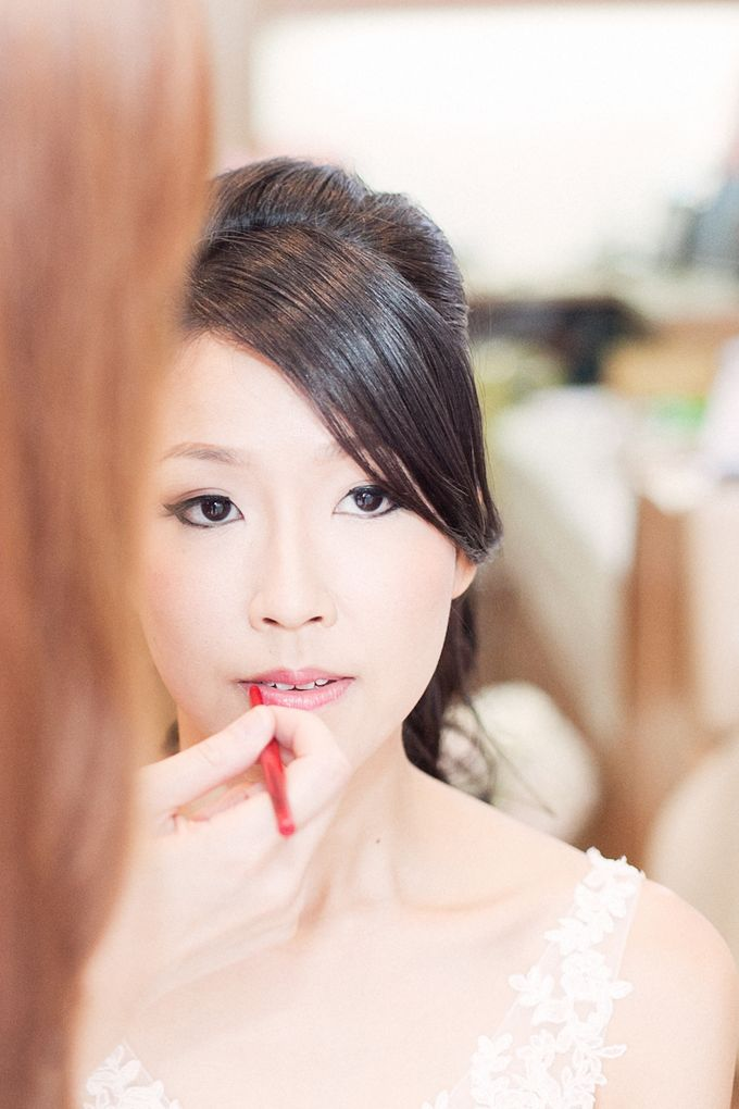 Real Brides by Haute Makeup - 002