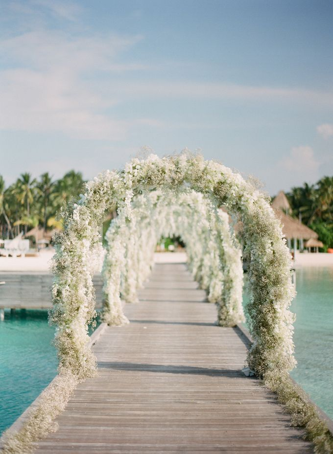 ISLAND PARADISE by The Wedding Atelier - 001