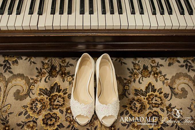 Bridal Shoe Close Ups by Christy Ng Shoes - 010