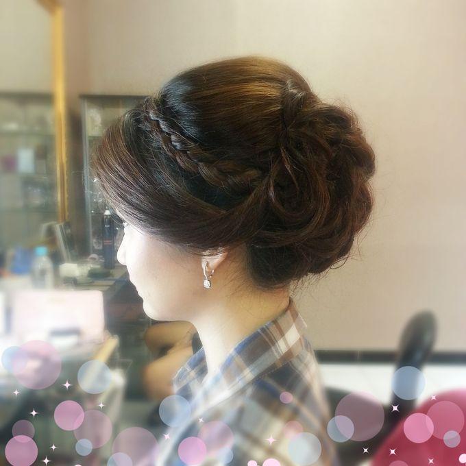 Hair Styling works by Nikita Anggoro - 001