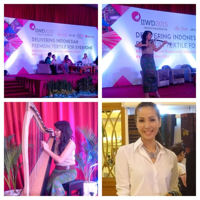 Indonesian Inspiring Women Day Feat Miss Indonesia 2005 Imelda Fransisca by Nelson Music Entertainment - 001