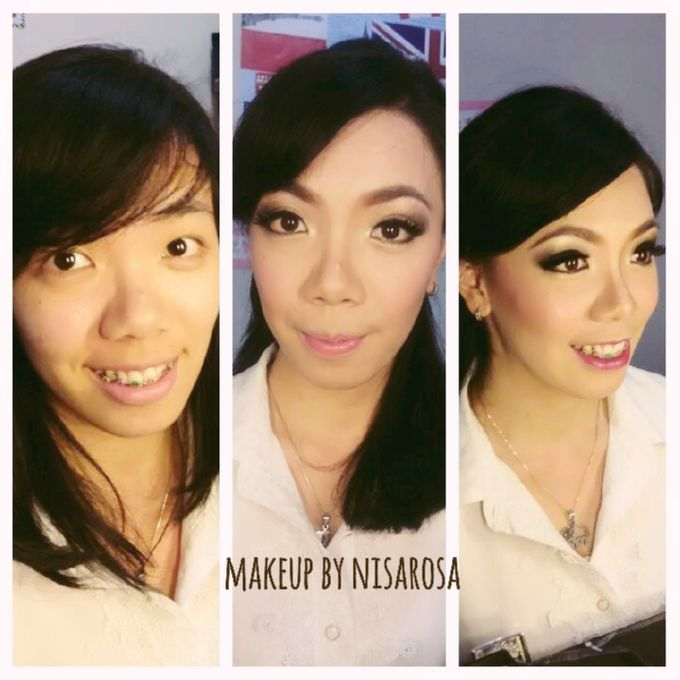 wedding and regural makeup by nisarosa_house - 008