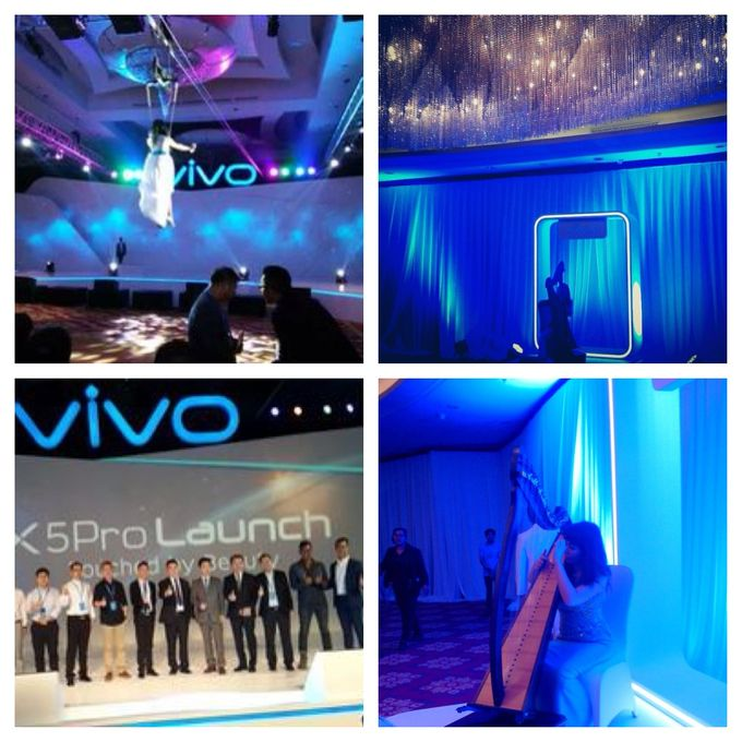 Grand launching of Vivo X5Pro  feat Tora Sudiro Daniel Mananta and Sigi Wimala by Nelson Music Entertainment - 001