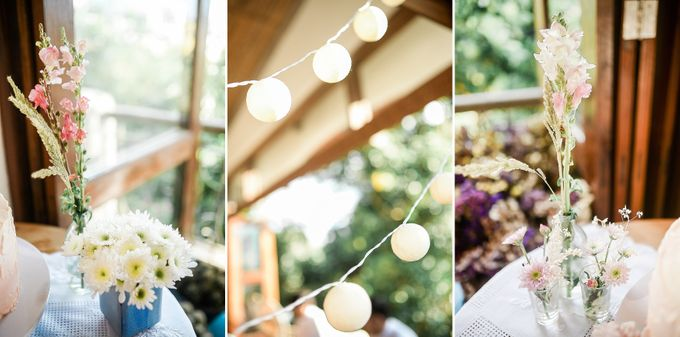 An intimate wedding of Sam and TJ by The Daydreamer Studios - 043