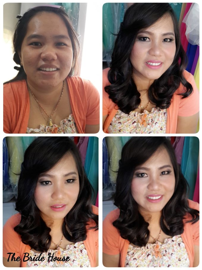 Family makeup n Gown by The Bride House - 007