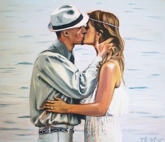 Live Wedding Art by TayloredArt - 001