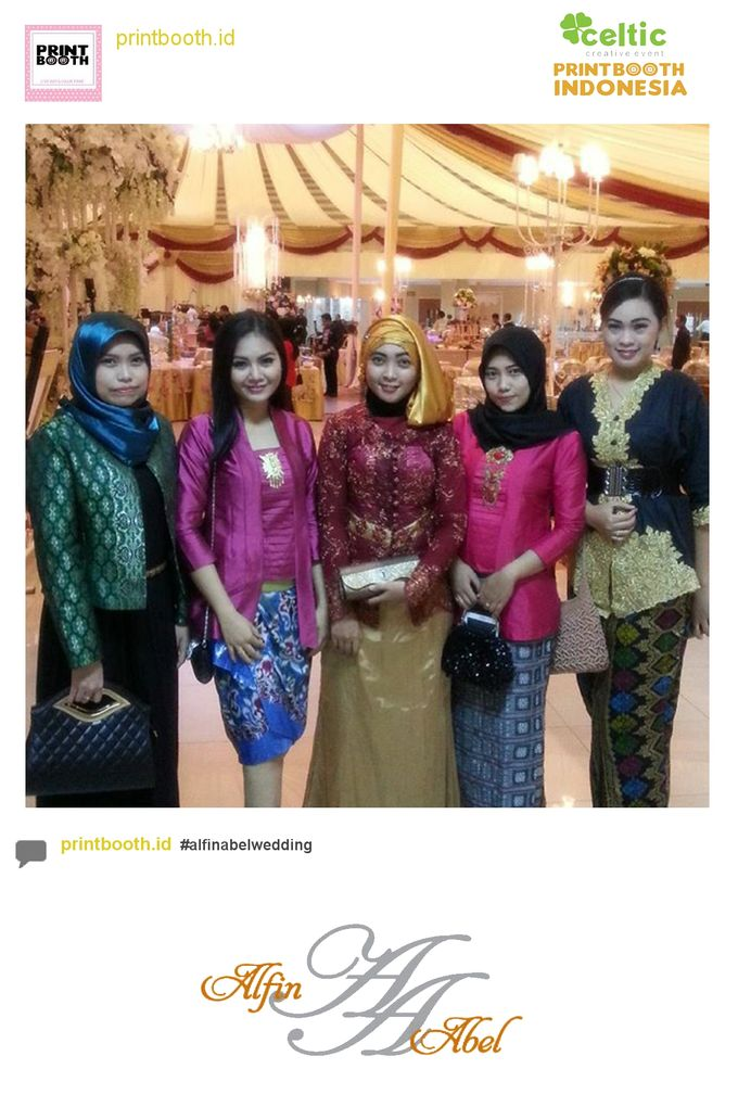 Alfin and Abel Wedding Day by PRINTBOOTH INDONESIA - 005