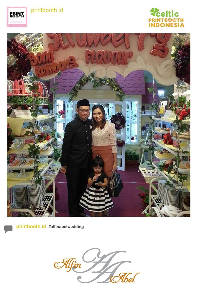 Alfin and Abel Wedding Day by PRINTBOOTH INDONESIA - 006