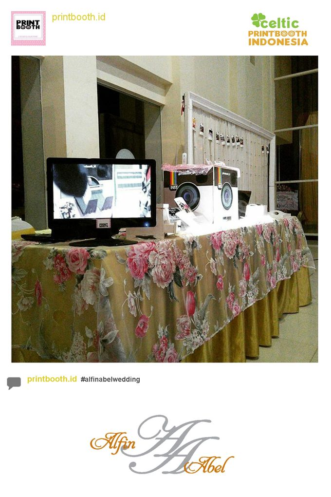 Alfin and Abel Wedding Day by PRINTBOOTH INDONESIA - 007