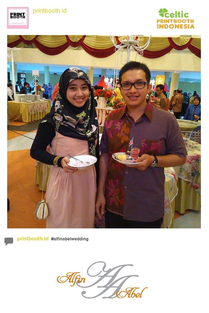 Alfin and Abel Wedding Day by PRINTBOOTH INDONESIA - 011