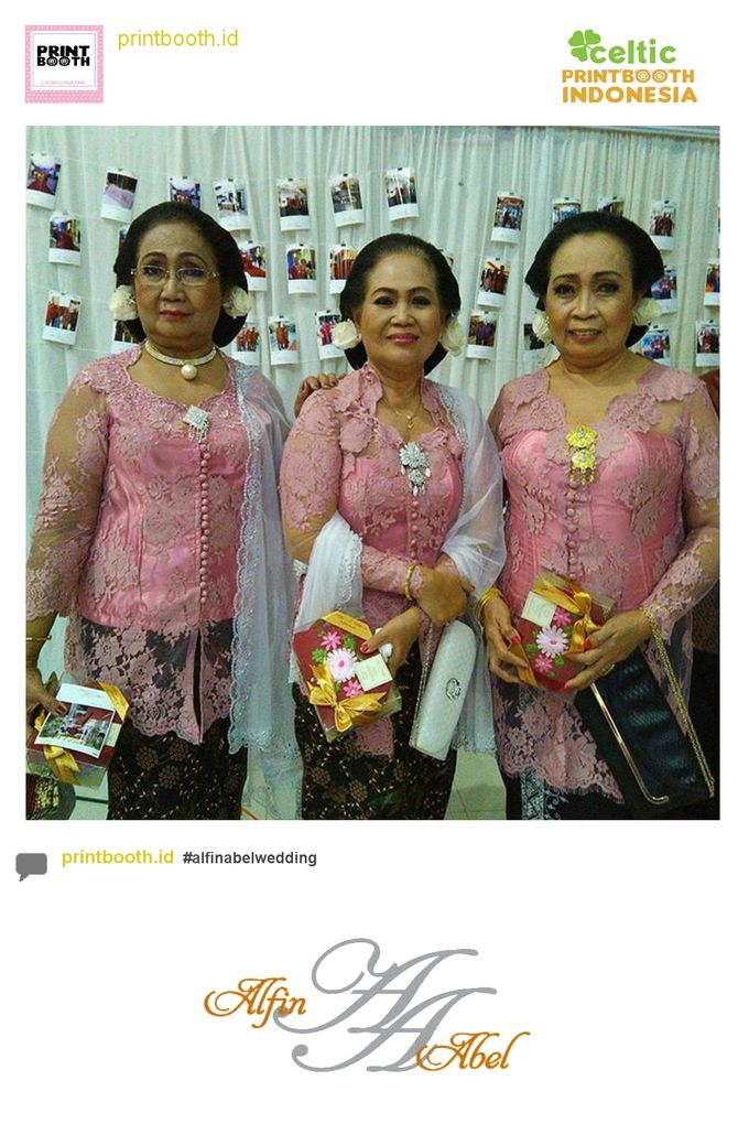Alfin and Abel Wedding Day by PRINTBOOTH INDONESIA - 014