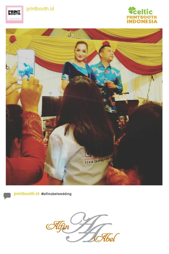 Alfin and Abel Wedding Day by PRINTBOOTH INDONESIA - 016