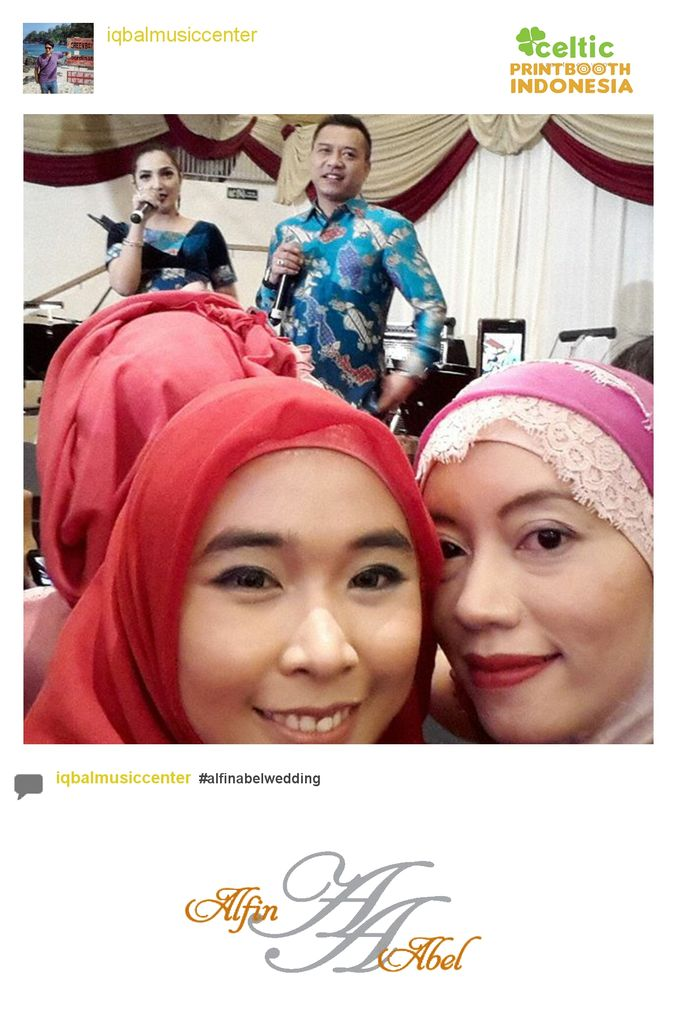 Alfin and Abel Wedding Day by PRINTBOOTH INDONESIA - 017