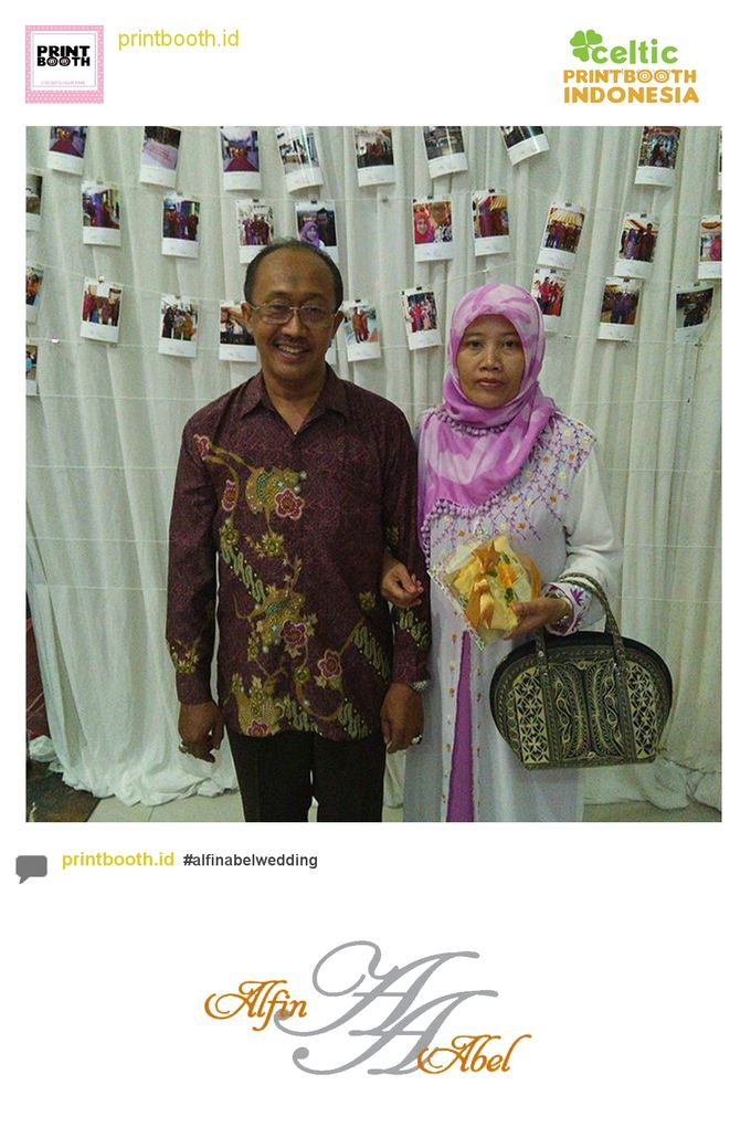 Alfin and Abel Wedding Day by PRINTBOOTH INDONESIA - 019