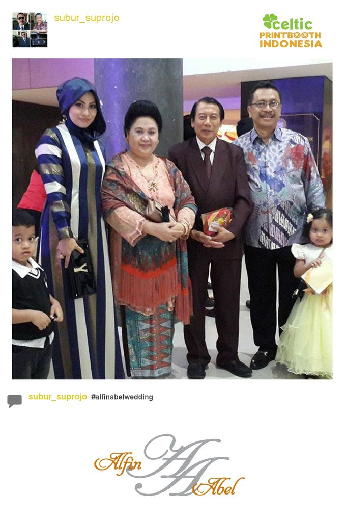 Alfin and Abel Wedding Day by PRINTBOOTH INDONESIA - 025