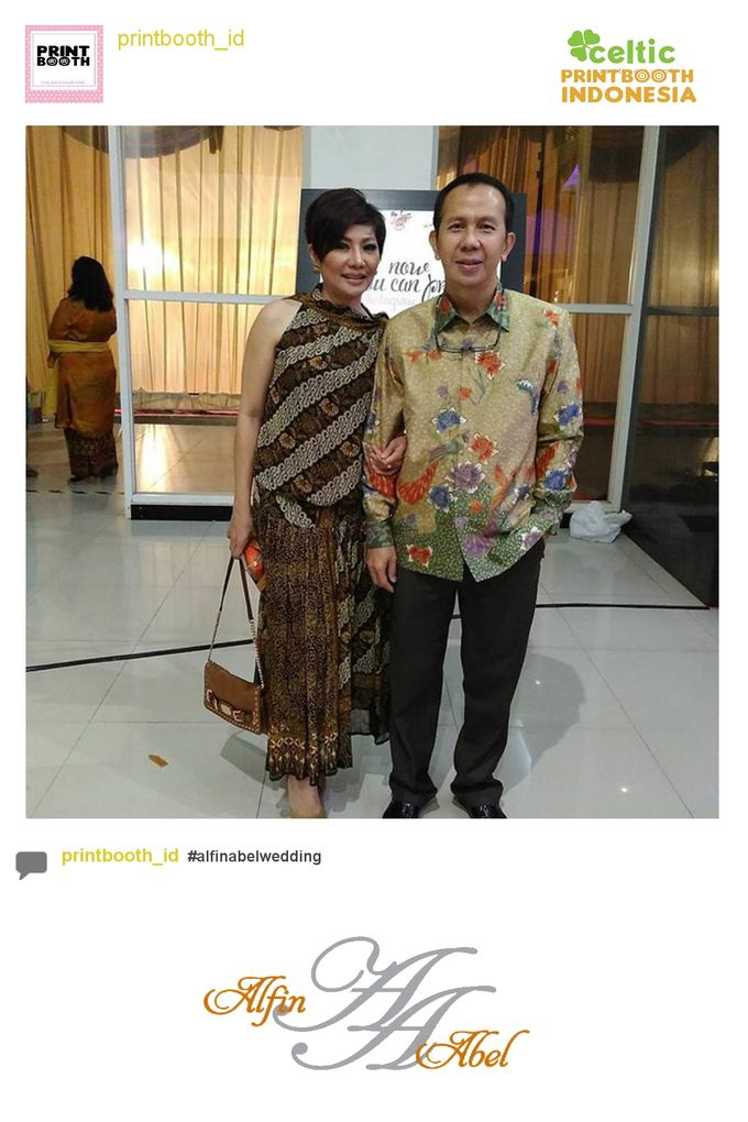 Alfin and Abel Wedding Day by PRINTBOOTH INDONESIA - 026