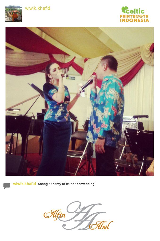 Alfin and Abel Wedding Day by PRINTBOOTH INDONESIA - 027