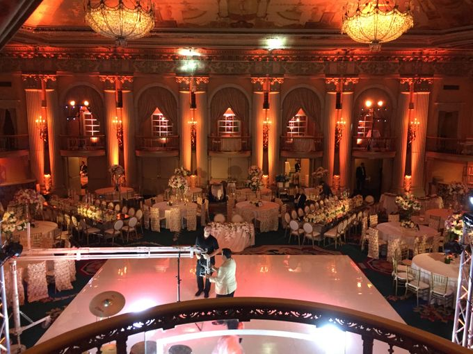 Biltmore Hotel by Pärdē Productions - Parde Productions Event Lighting Los Angeles & Special Effects - 003