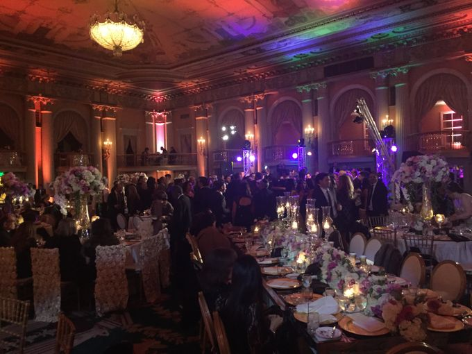 Biltmore Hotel by Pärdē Productions - Parde Productions Event Lighting Los Angeles & Special Effects - 006