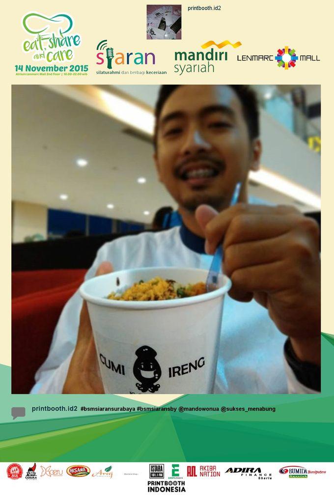 Eat Share n Care by Bank Syariah Mandiri by PRINTBOOTH INDONESIA - 012