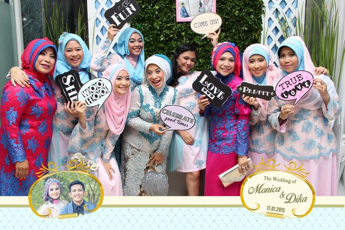 Wedding Project 01 by Mostache Photobooth - 011