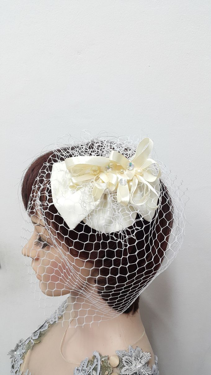 FINELABEL HEADPIECE by Fine Label - 005