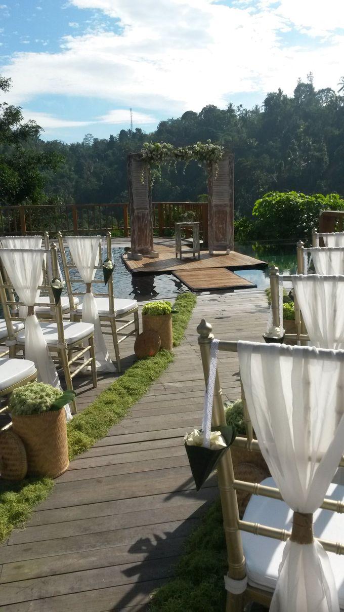 Ubud hanging garden by d'Oasis Florist & Decoration - 020