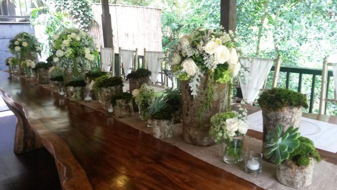 Ubud hanging garden by d'Oasis Florist & Decoration - 022