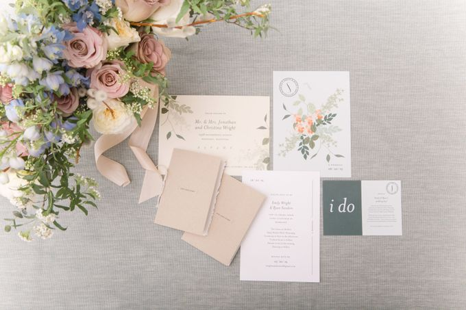 Modern Loft Wedding Ceremony by Stone House Creative - 001