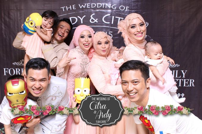 Wedding Project 01 by Mostache Photobooth - 008