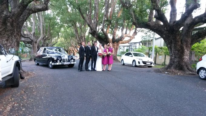 Our Weddings by Tic Tac Tours & Premier Limousines - 017