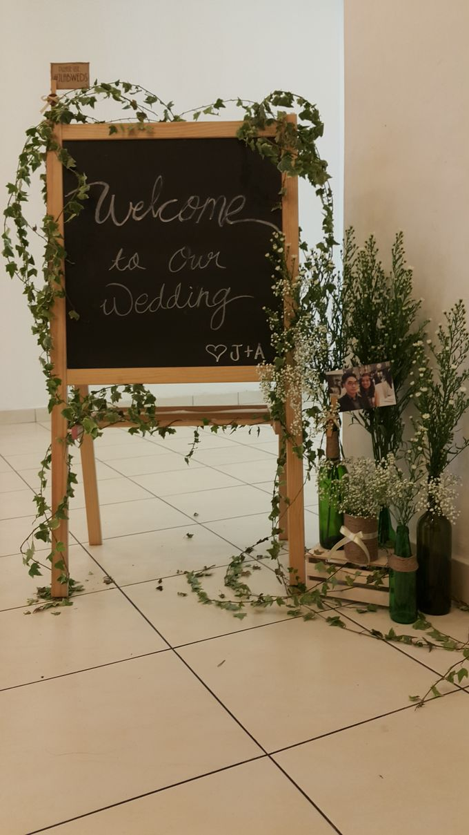 Loving Rustic Wedding Reception by The Next Chapter - 002