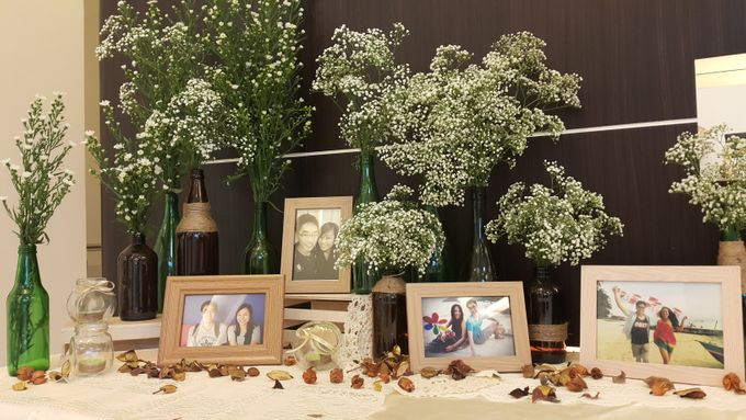 Loving Rustic Wedding Reception by The Next Chapter - 003