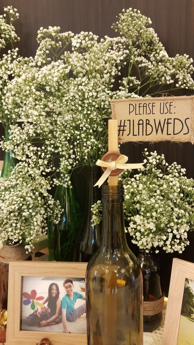 Loving Rustic Wedding Reception by The Next Chapter - 004