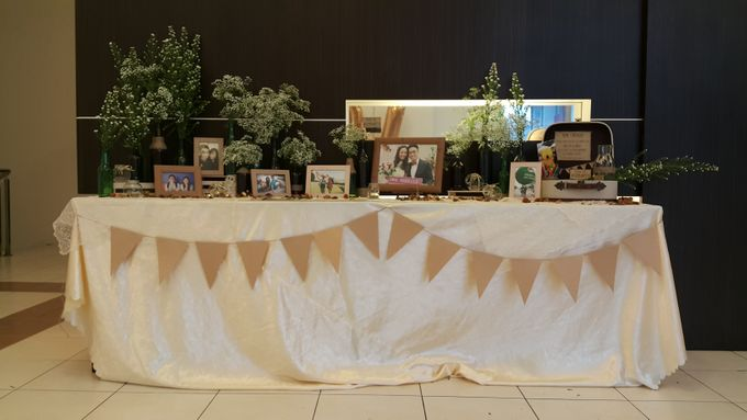 Loving Rustic Wedding Reception by The Next Chapter - 005