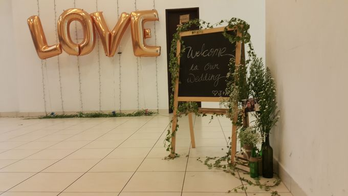 Loving Rustic Wedding Reception by The Next Chapter - 006