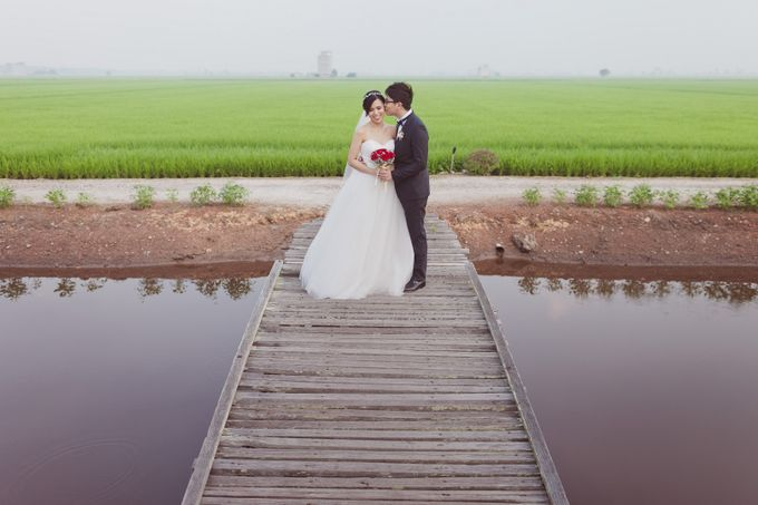 Pre-Wedding of SL & YS by SimplyBenji Photography - 001