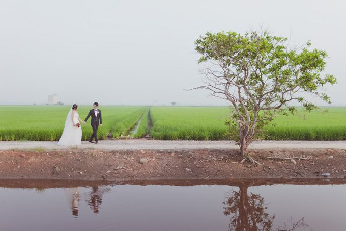 Pre-Wedding of SL & YS by SimplyBenji Photography - 002
