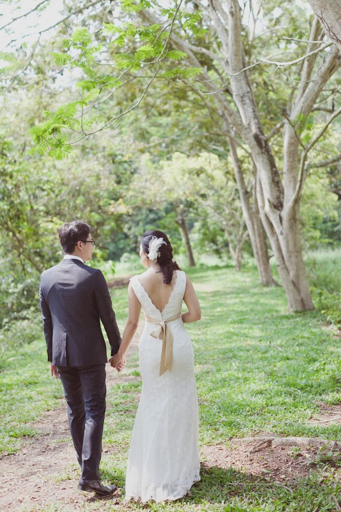 Pre-Wedding of SL & YS by SimplyBenji Photography - 006
