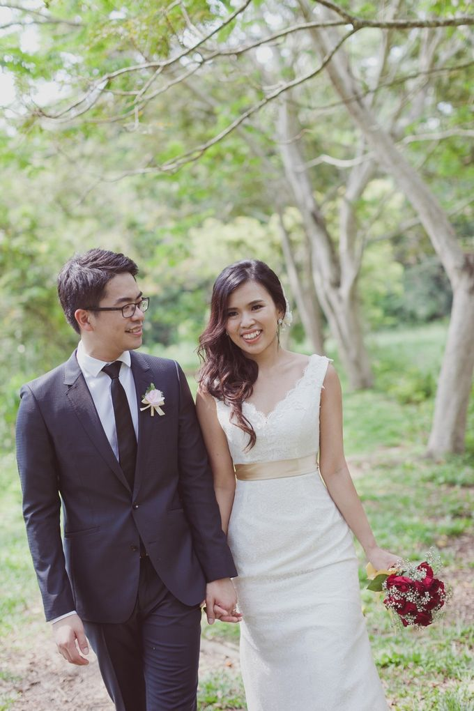 Pre-Wedding of SL & YS by SimplyBenji Photography - 007