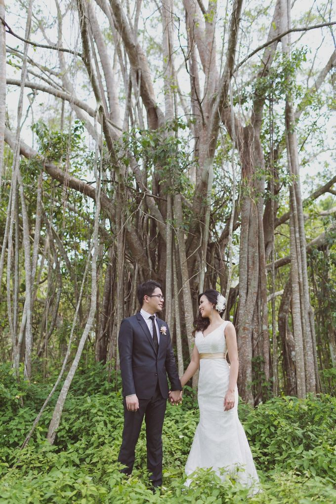 Pre-Wedding of SL & YS by SimplyBenji Photography - 008