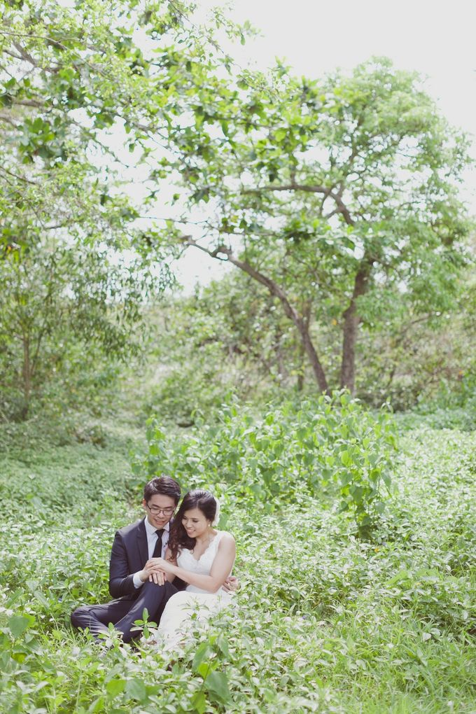 Pre-Wedding of SL & YS by SimplyBenji Photography - 009